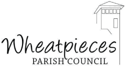 Wheatpieces Parish Council - logo footer
